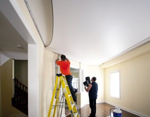 Stretch_Ceiling_Installation